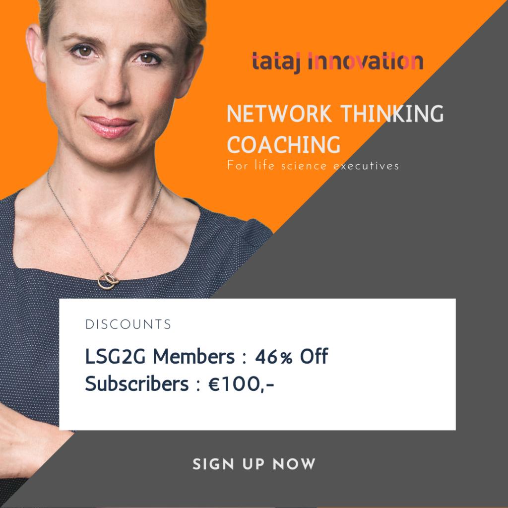 Daria Tataj Ignite the power of your network